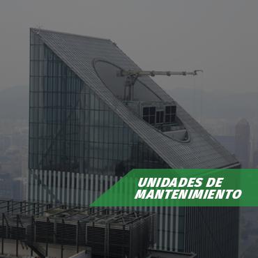 UNIDADES DE MANTENIMIENTO